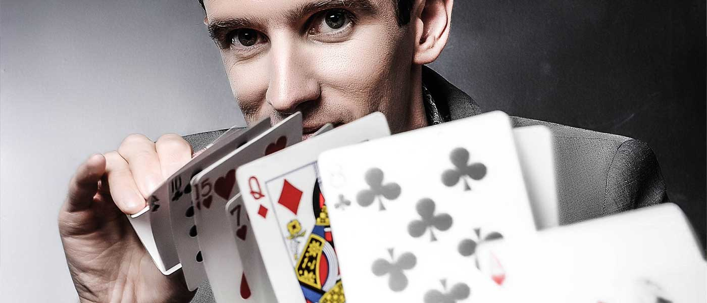 Table Magicians travel all over the UK
